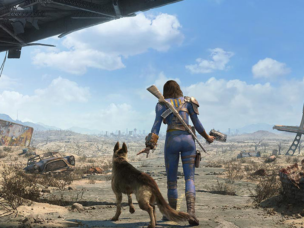 Fallout 4 image by Bethesda