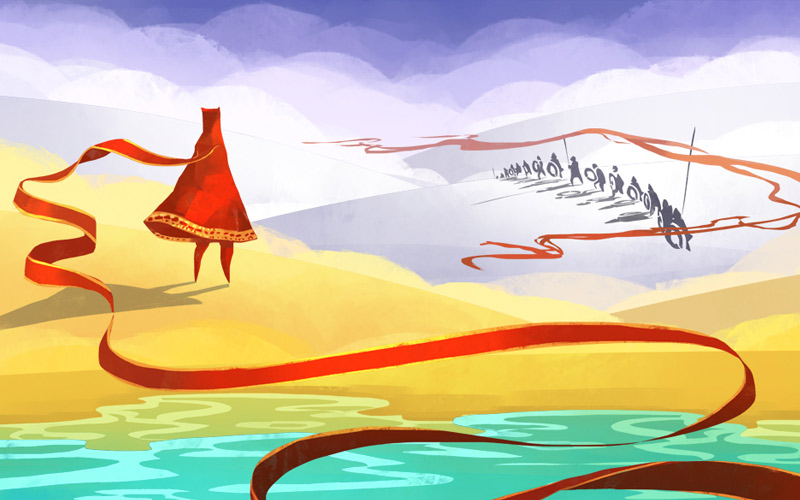 Journey - thatgamecompany