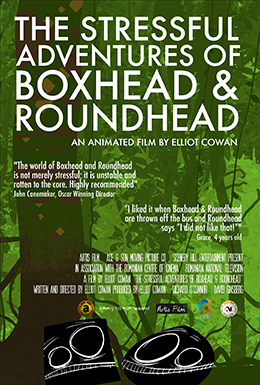 The Stressful Adventures of Boxhead and Roundhead (Image for ID 310