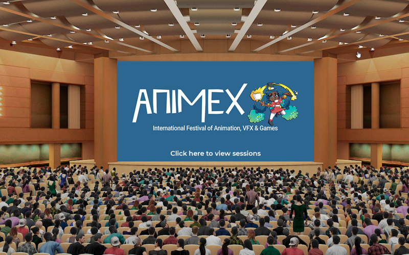 Animex Talks